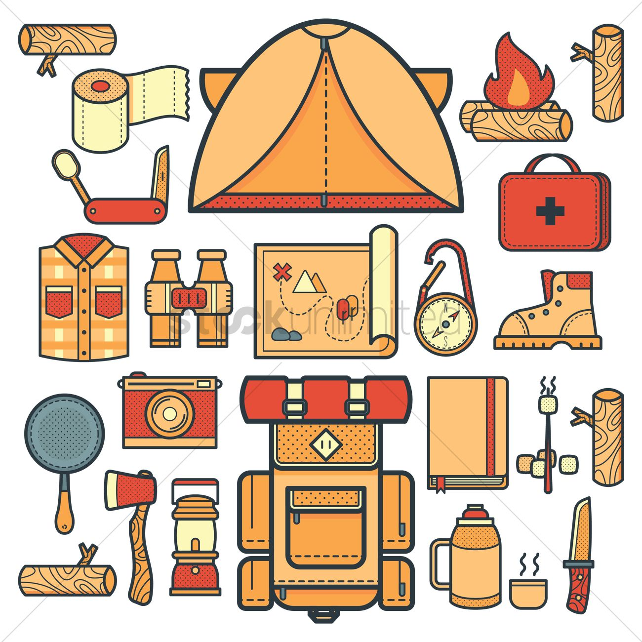 Tent Cartoon 5000*5000 transprent Png Free Download - Area, Communication,  Material. - CleanPNG / KissPNG