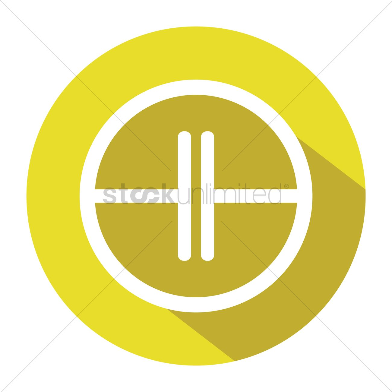 Free Electric circuit symbol for capacitor Vector Image - 1248265 ...