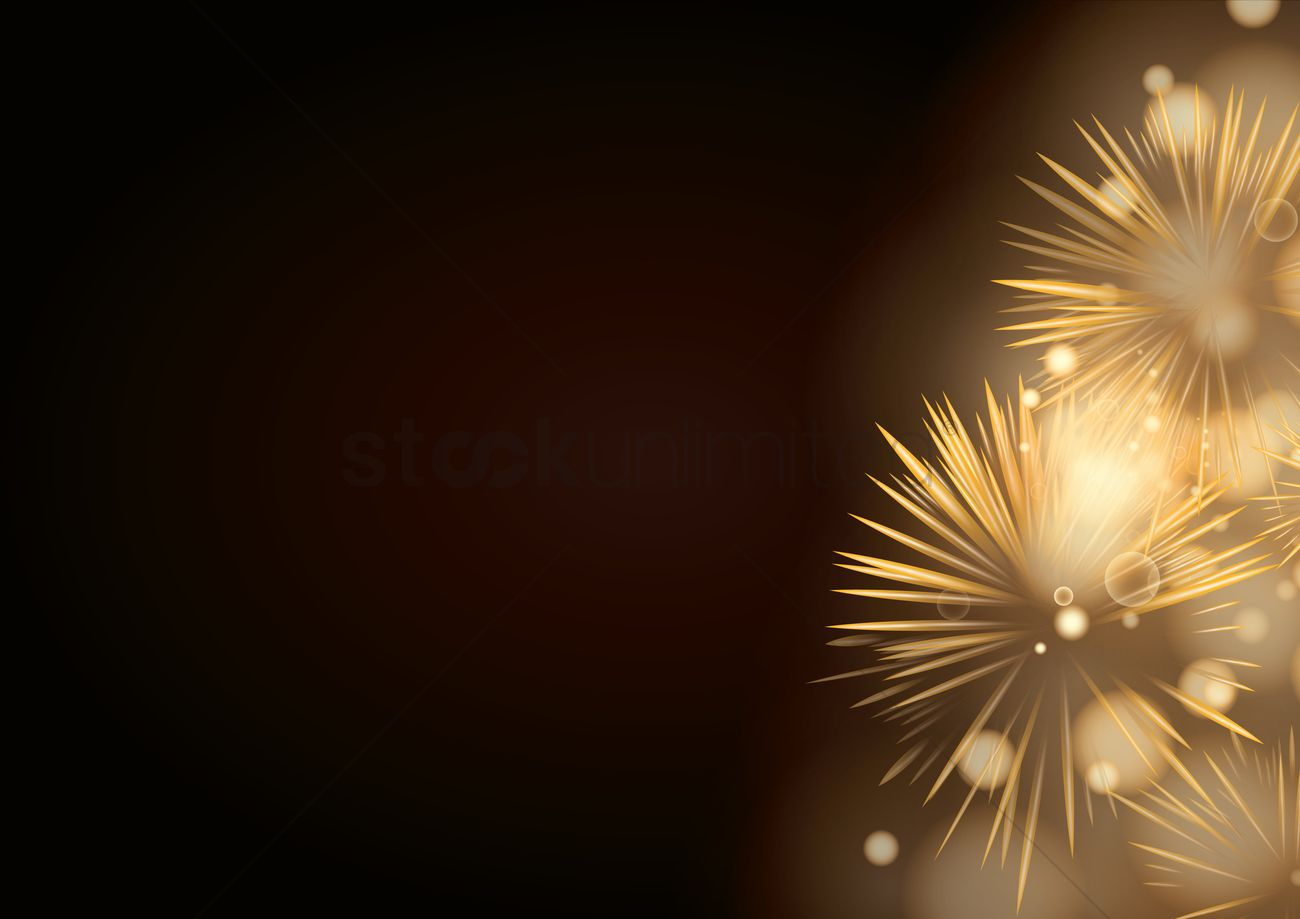 fireworks design background vector image 1934169 stockunlimited