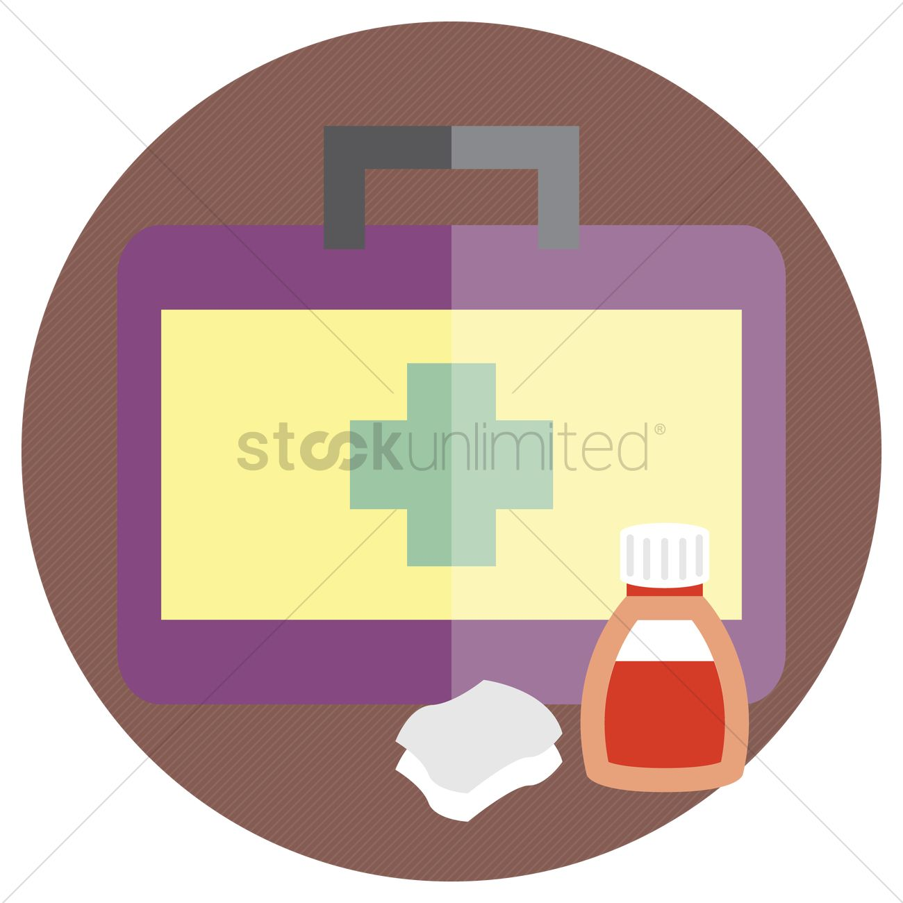 Free First aid kit Vector Image - 1264989 | StockUnlimited