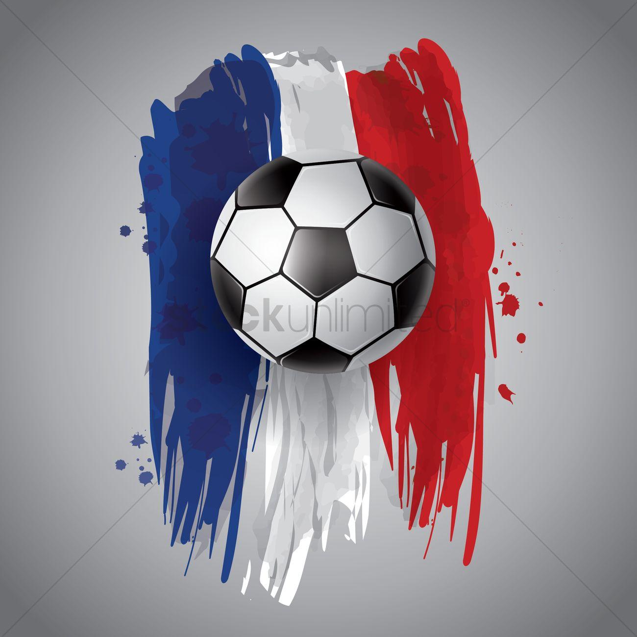 france soccer wallpaper vector image 1816817 stockunlimited
