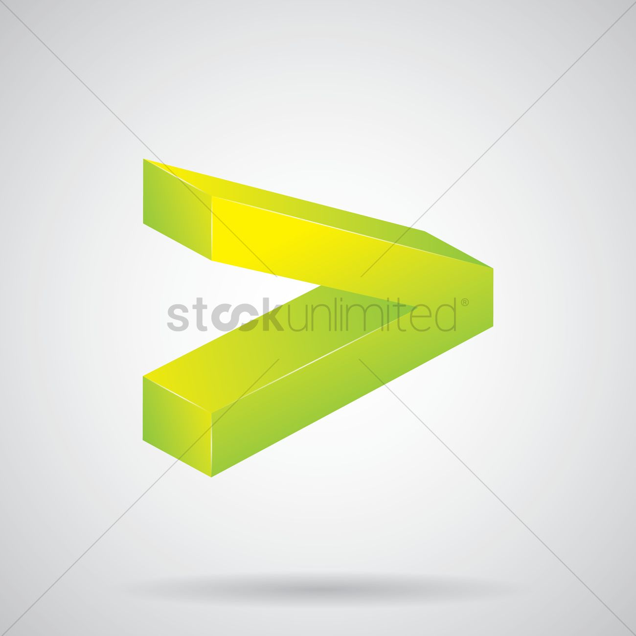 Greater Than Sign Vector Image 1608949 Stockunlimited