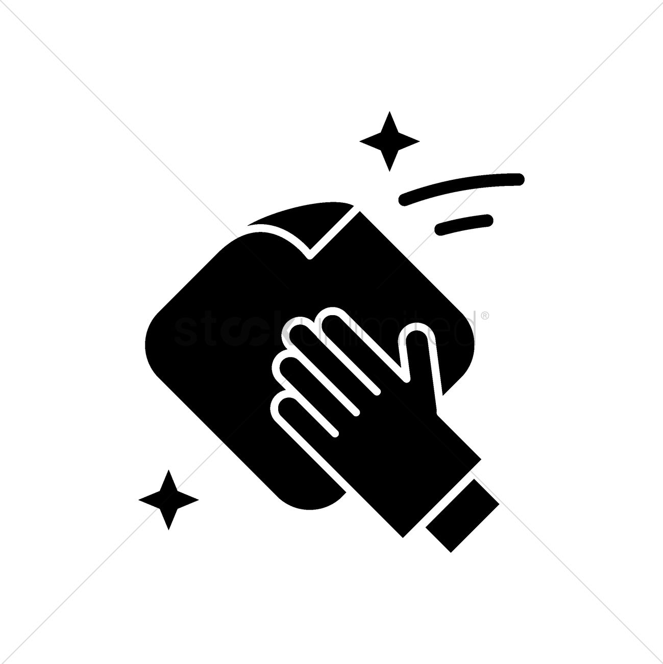 Hands Clipart Black And White Helfende Hand Stock