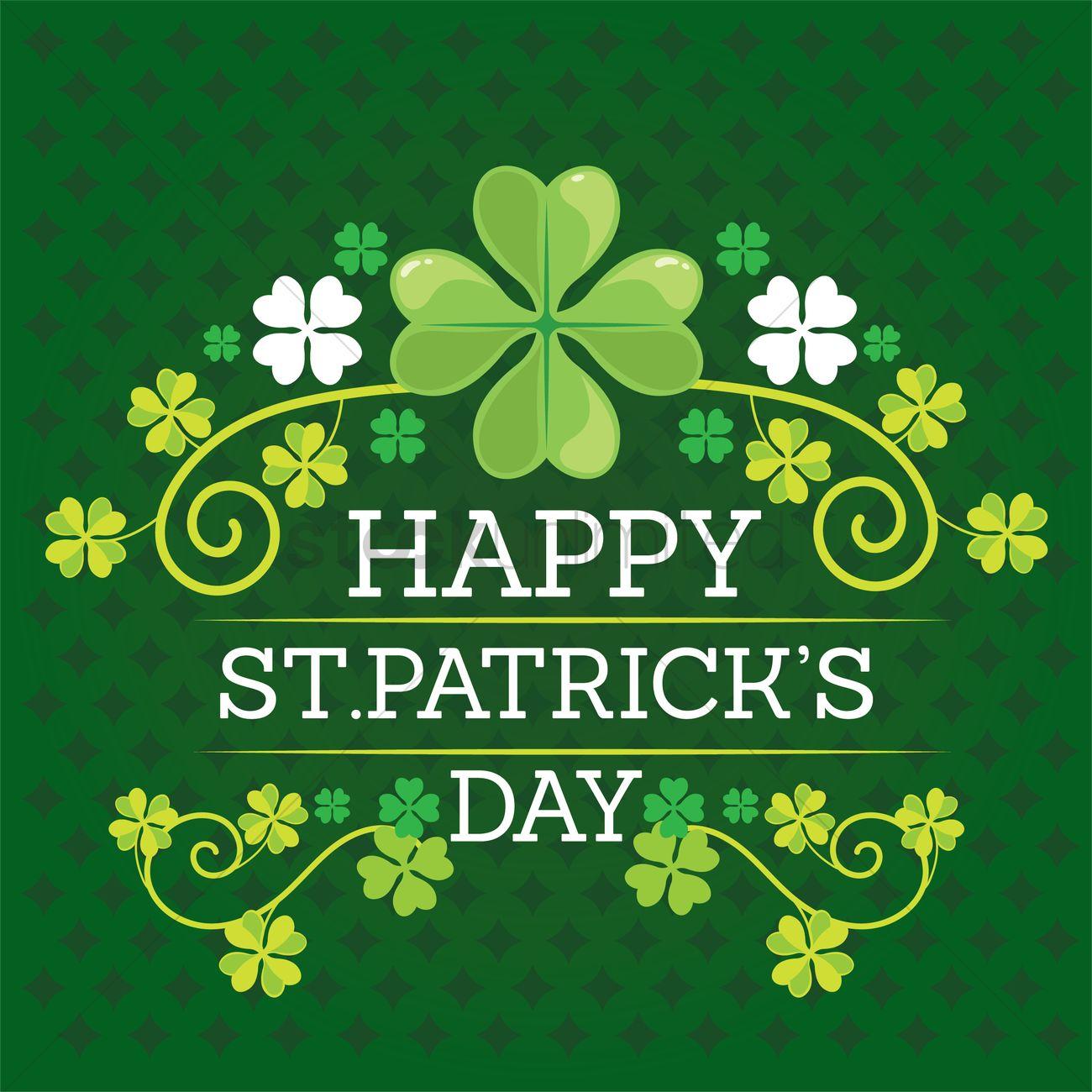 Happy st patricks day vector image 1991593 stockunlimited happy st patricks day vector graphic biocorpaavc