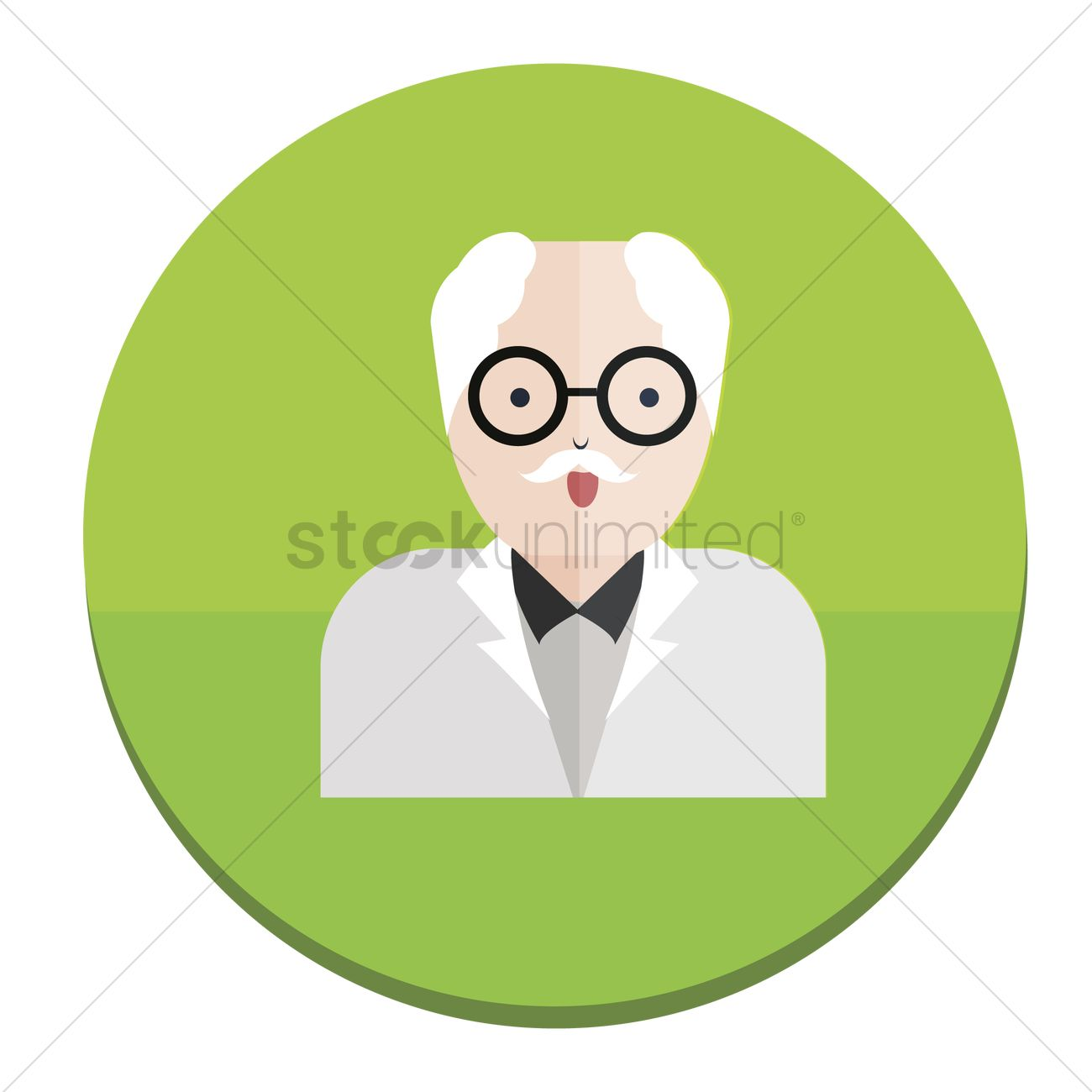 free illustration of a scientist vector image 1236373 stockunlimited stockunlimited