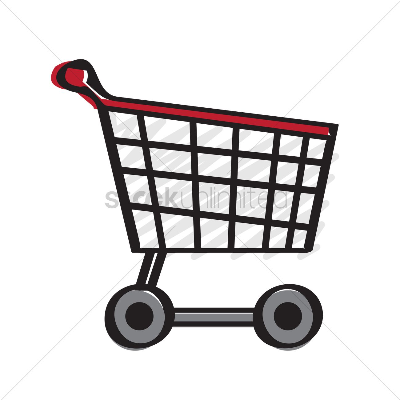 illustration of a trolley vector image 1234813 stockunlimited rh stockunlimited com trolley clipart free supermarket trolley clipart
