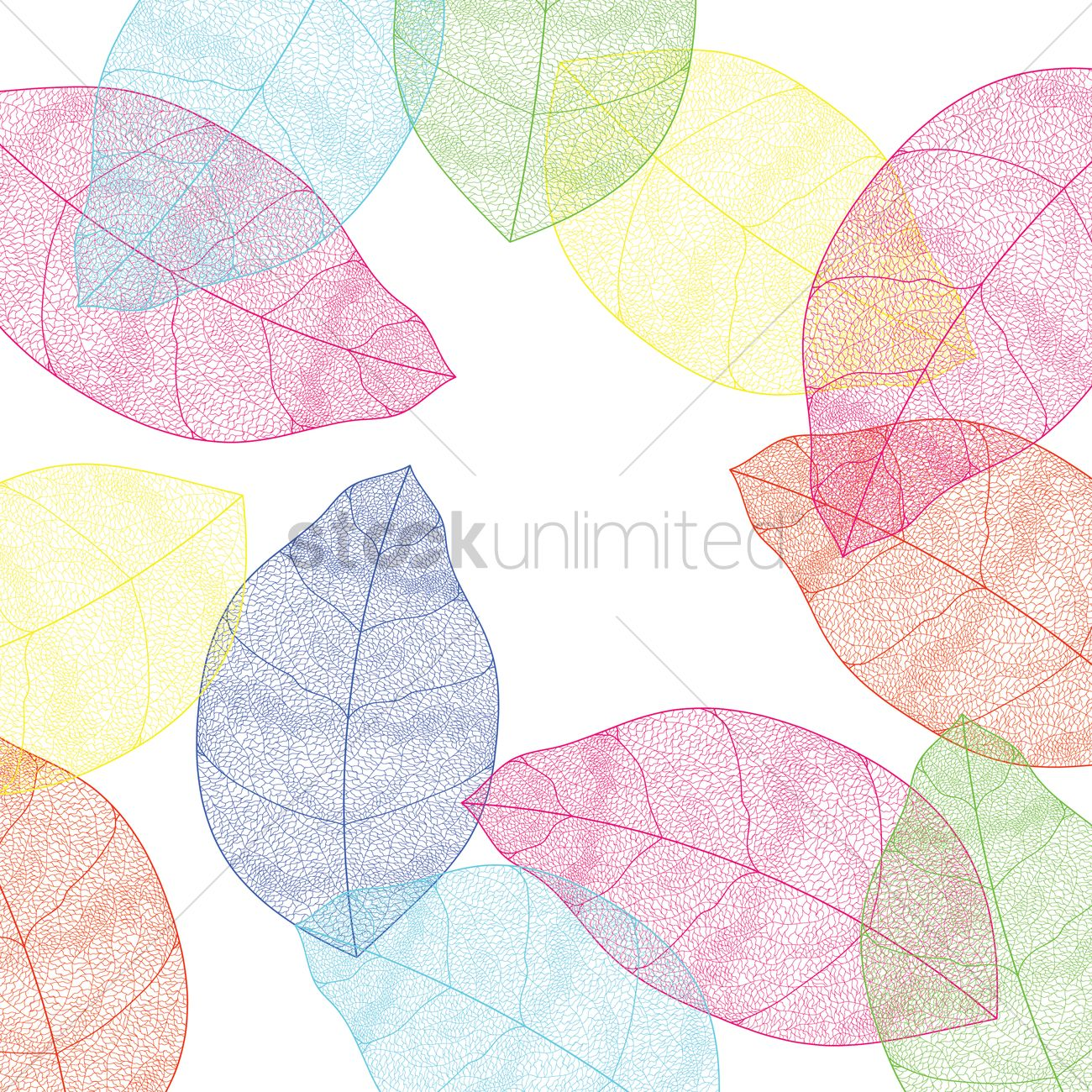 intricate floral background design vector image 1994177