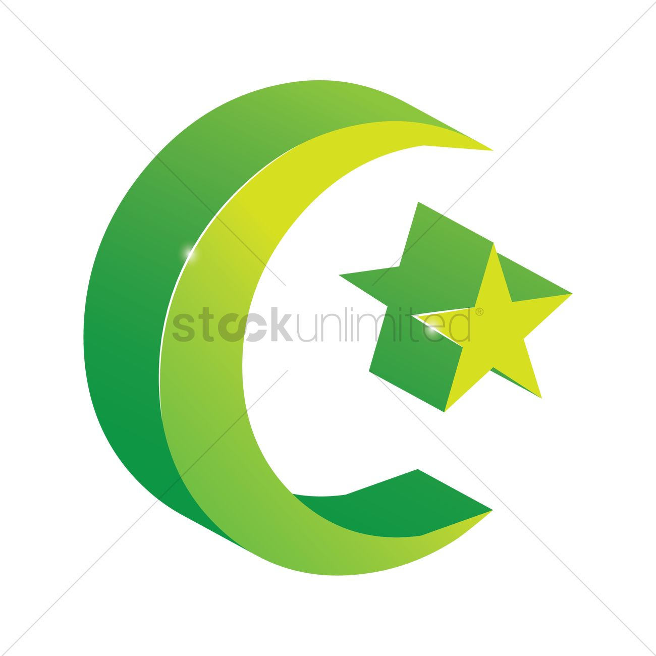 Islam symbol Vector Image - 1866437 | StockUnlimited