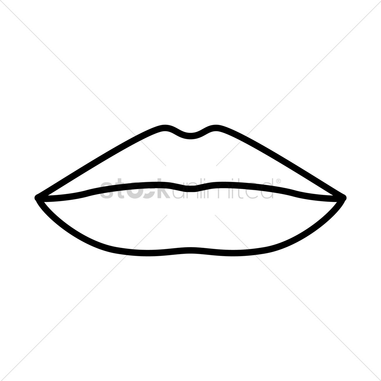 lips vector image 1523429 stockunlimited
