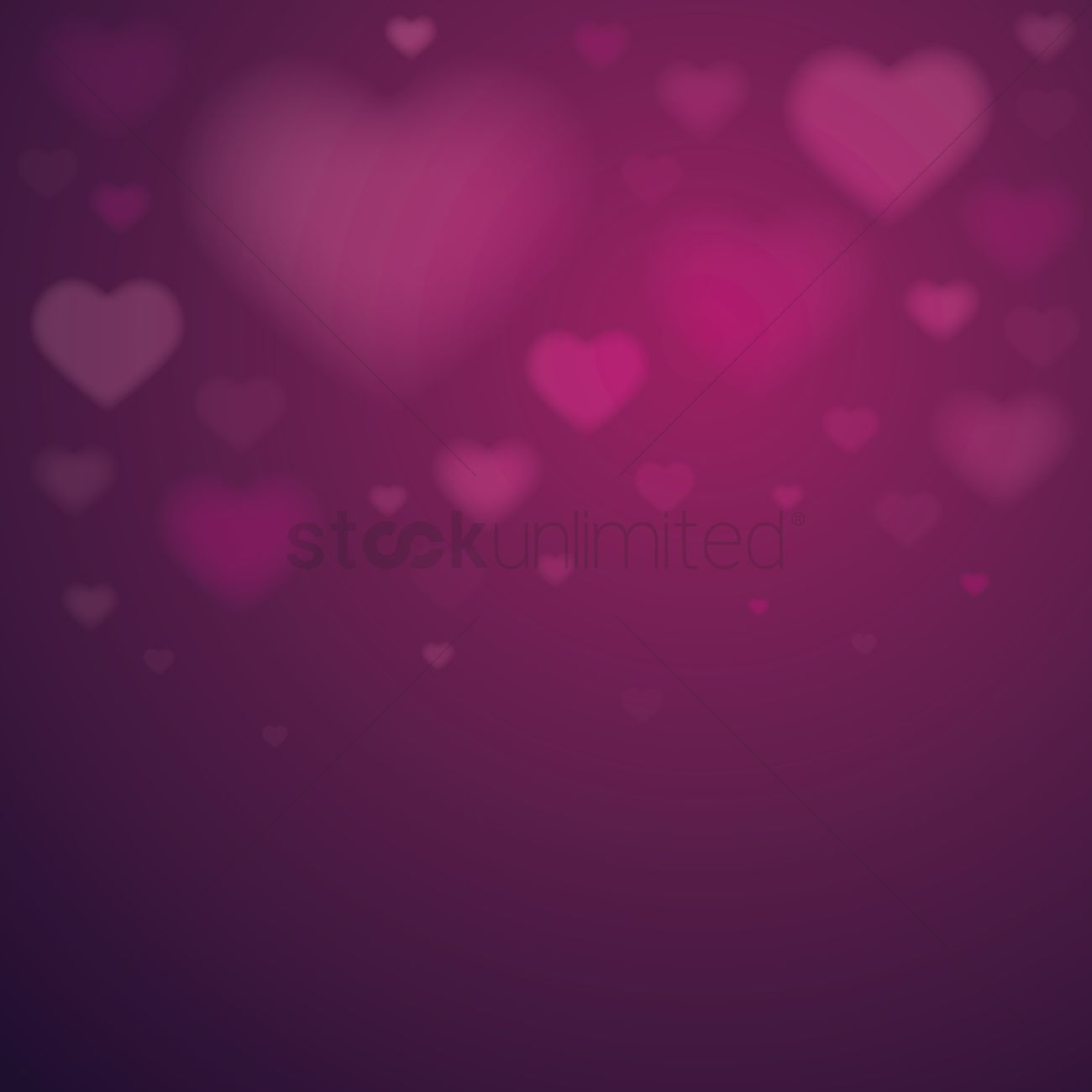 Love Wallpaper Vector Image 1703381 Stockunlimited
