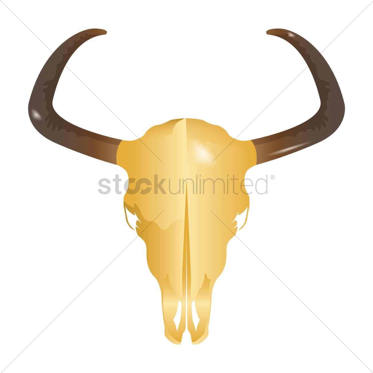 Mexican bull head decoration Vector Image - 2014589 | StockUnlimited