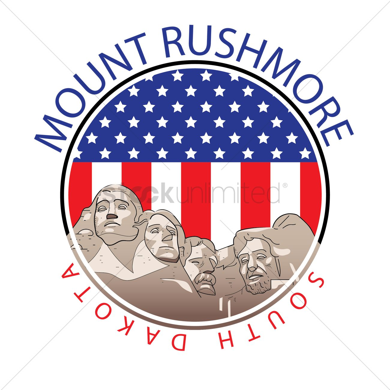 Mount Rushmore Clipart Cliparts Galleries