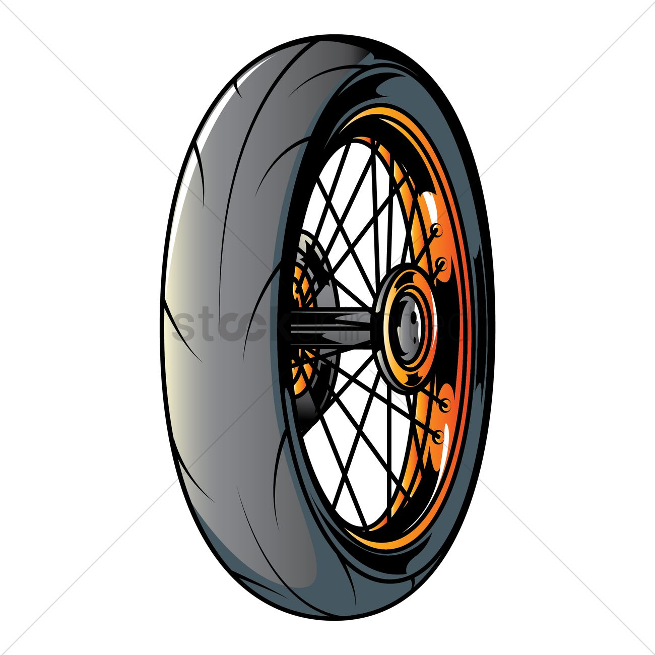 Racing tire Vector Image - 1463917 | StockUnlimited for Racing Tire Vector  59nar