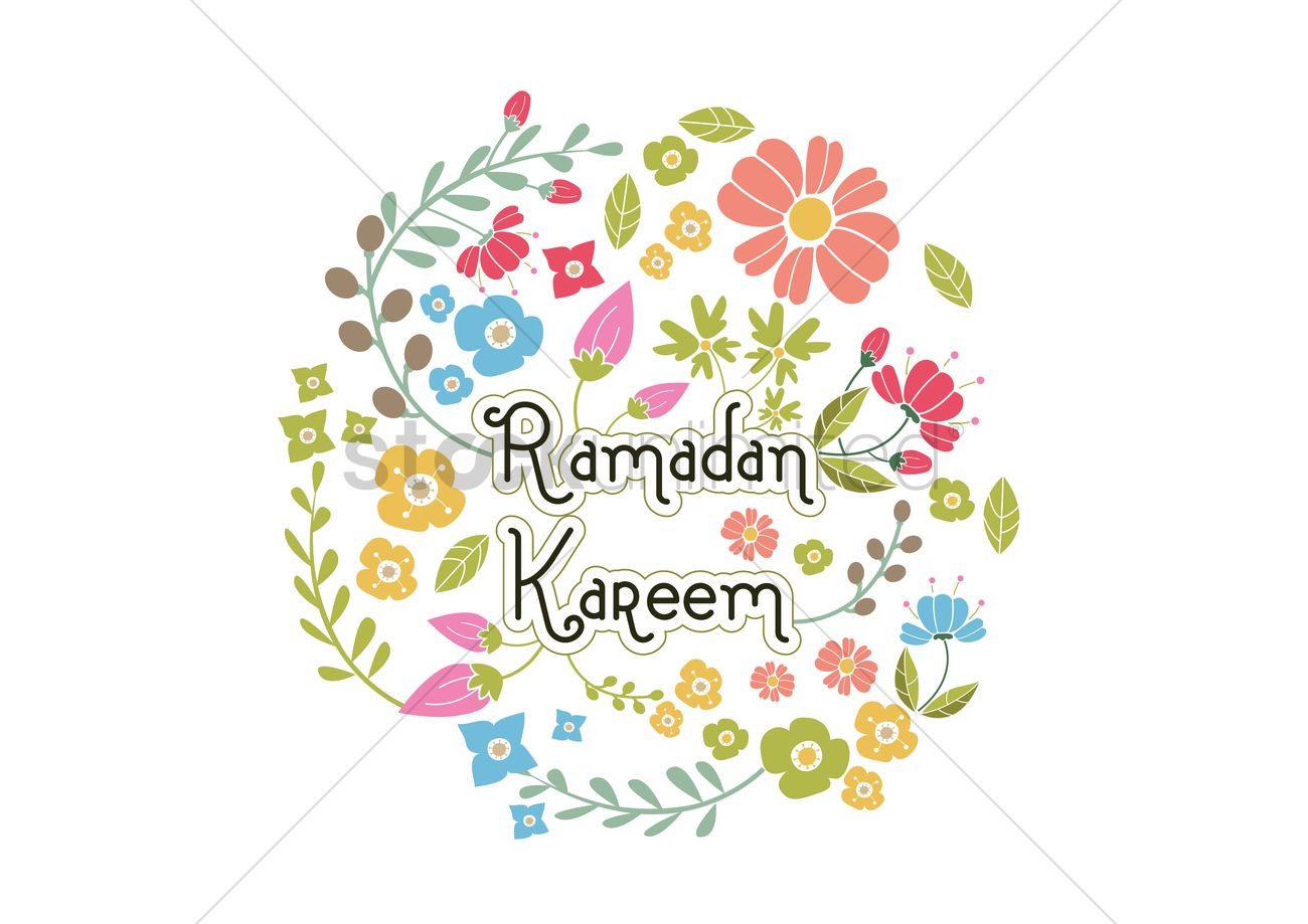 Ramadan Kareem Greeting Vector Image 1828033 Stockunlimited