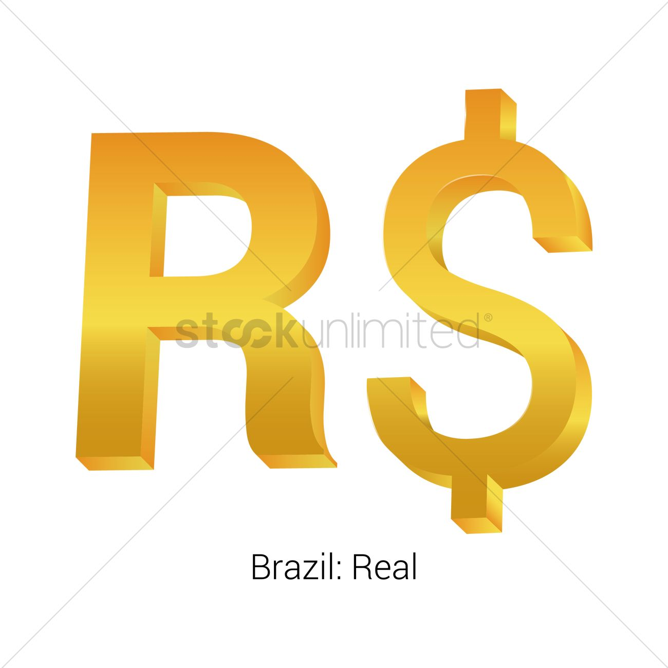 Brazilian Real Symbol Brazil Real Symbol Symbol Symbols Currency