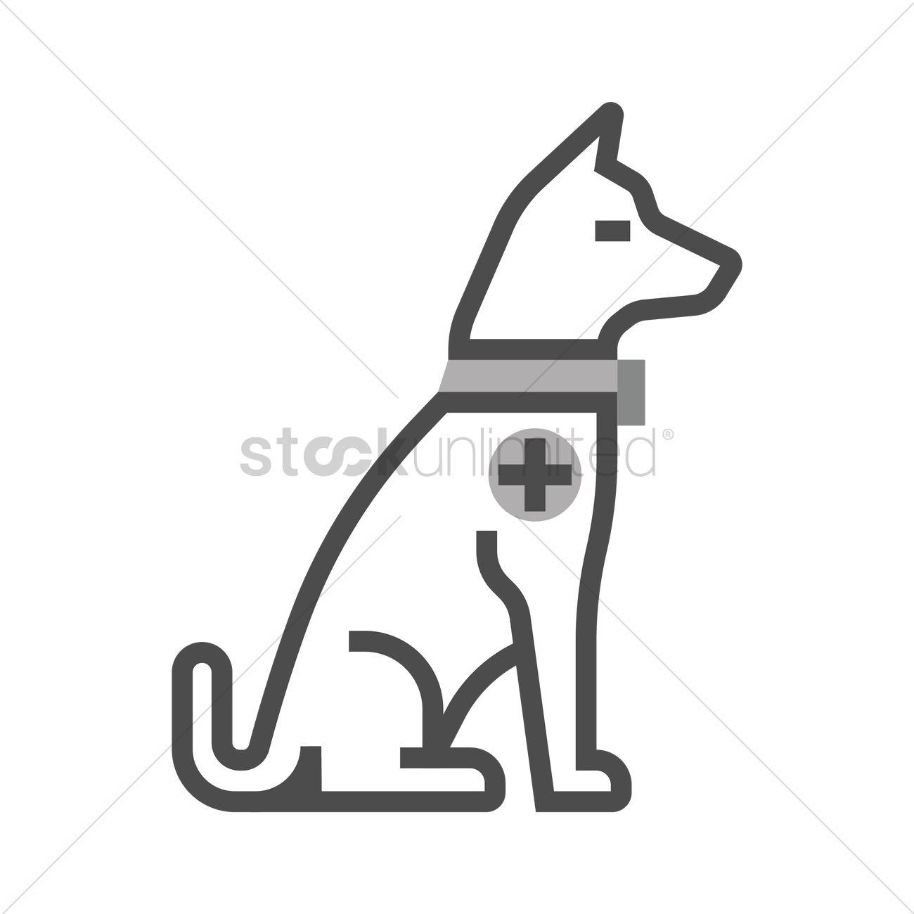 Service Dog Symbol