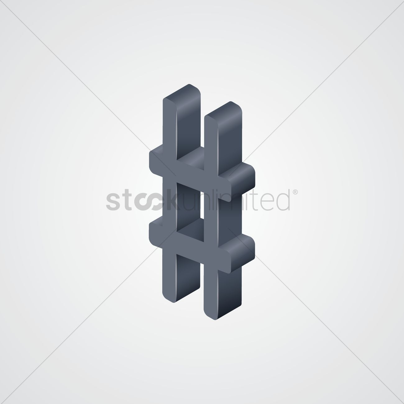 Sharp Music Note Vector Image 1630117 Stockunlimited