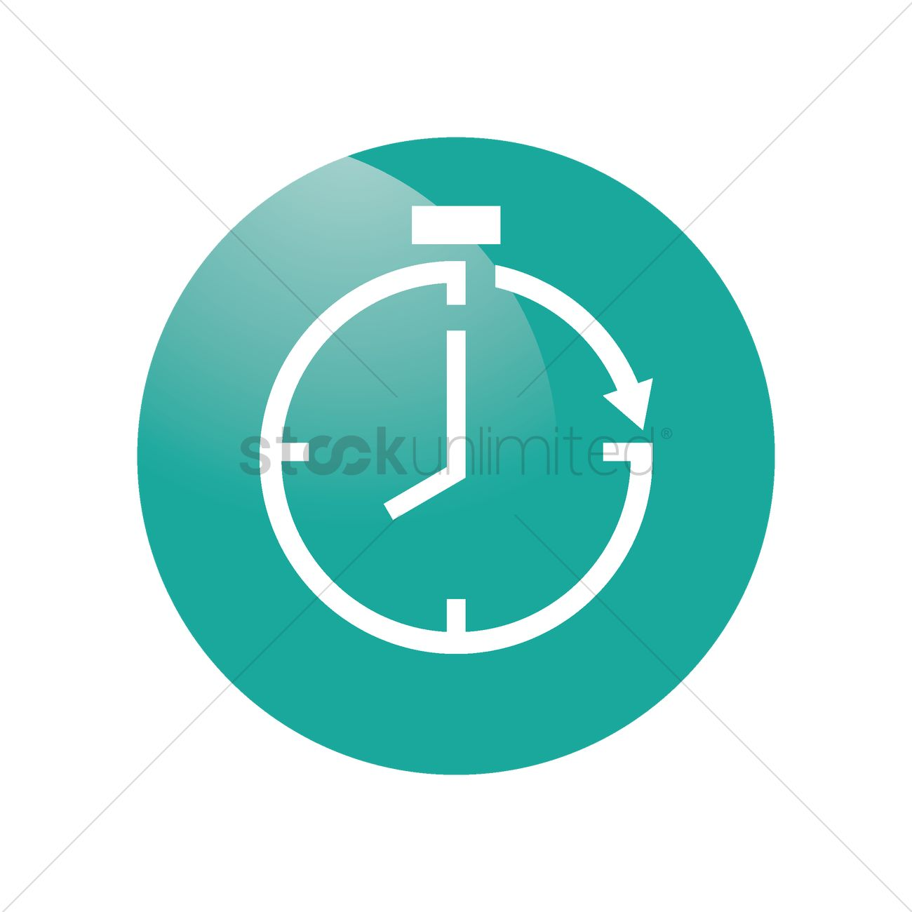 Timer icon Vector Image - 1947377 | StockUnlimited