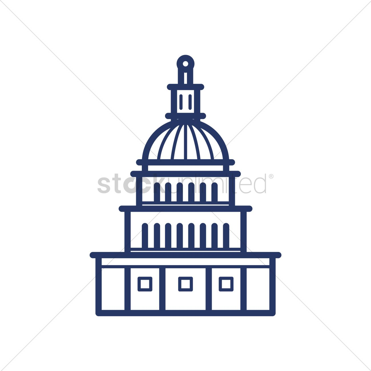 us capitol building vector image 1557989 stockunlimited rh stockunlimited com capitol building vector graphic capitol building vector free