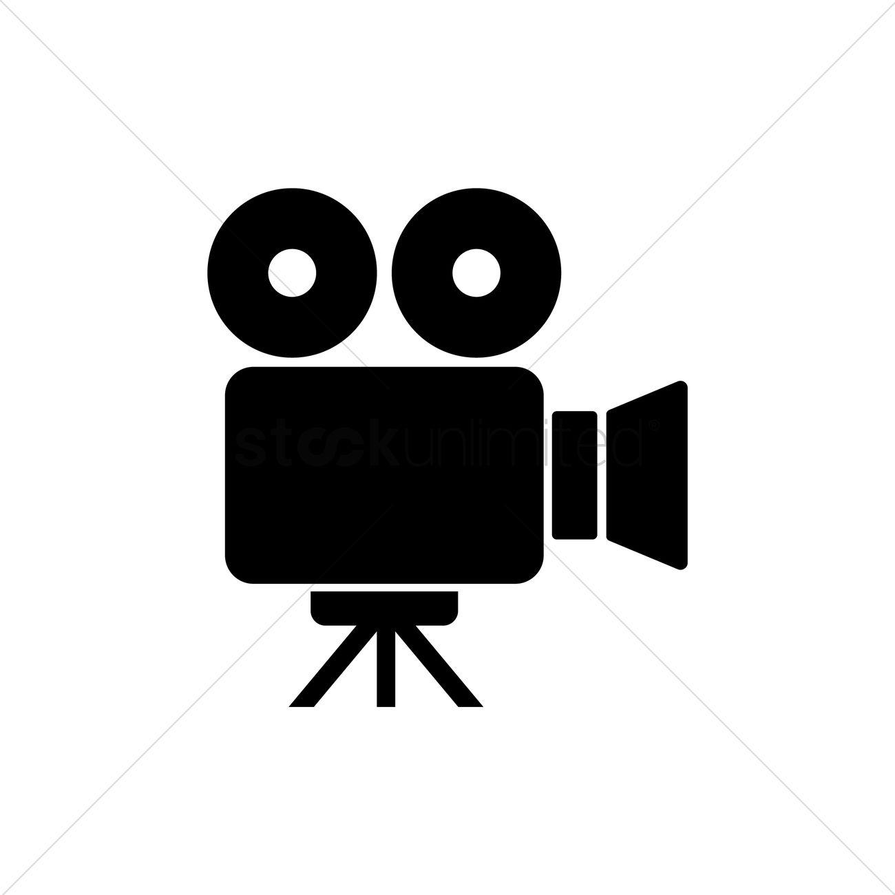 video camera icon vector image 1992293 stockunlimited rh stockunlimited com clipart video camera icon video camera clipart black and white