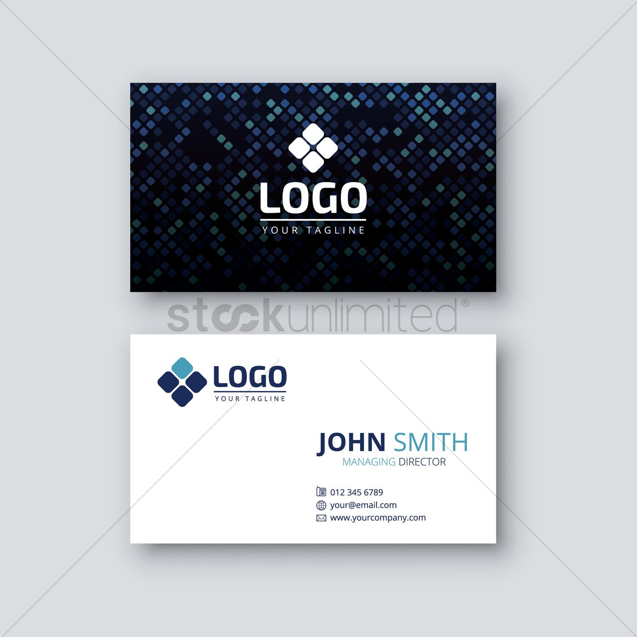 Visiting card vector image 1823273 stockunlimited visiting card vector graphic colourmoves
