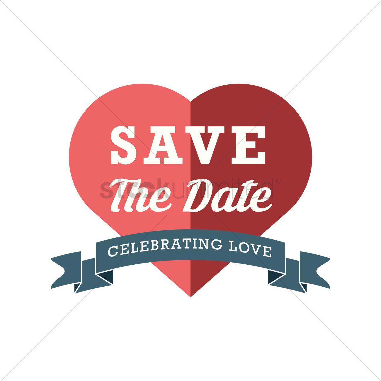 Wedding invitation design Vector Image - 1986001 | StockUnlimited