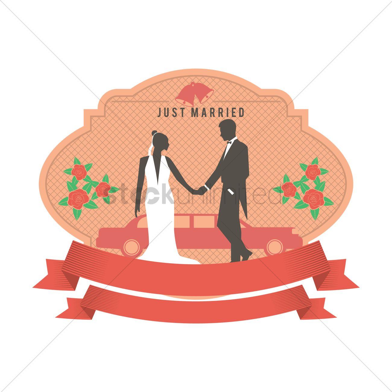 wedding label design vector image 1986301 stockunlimited
