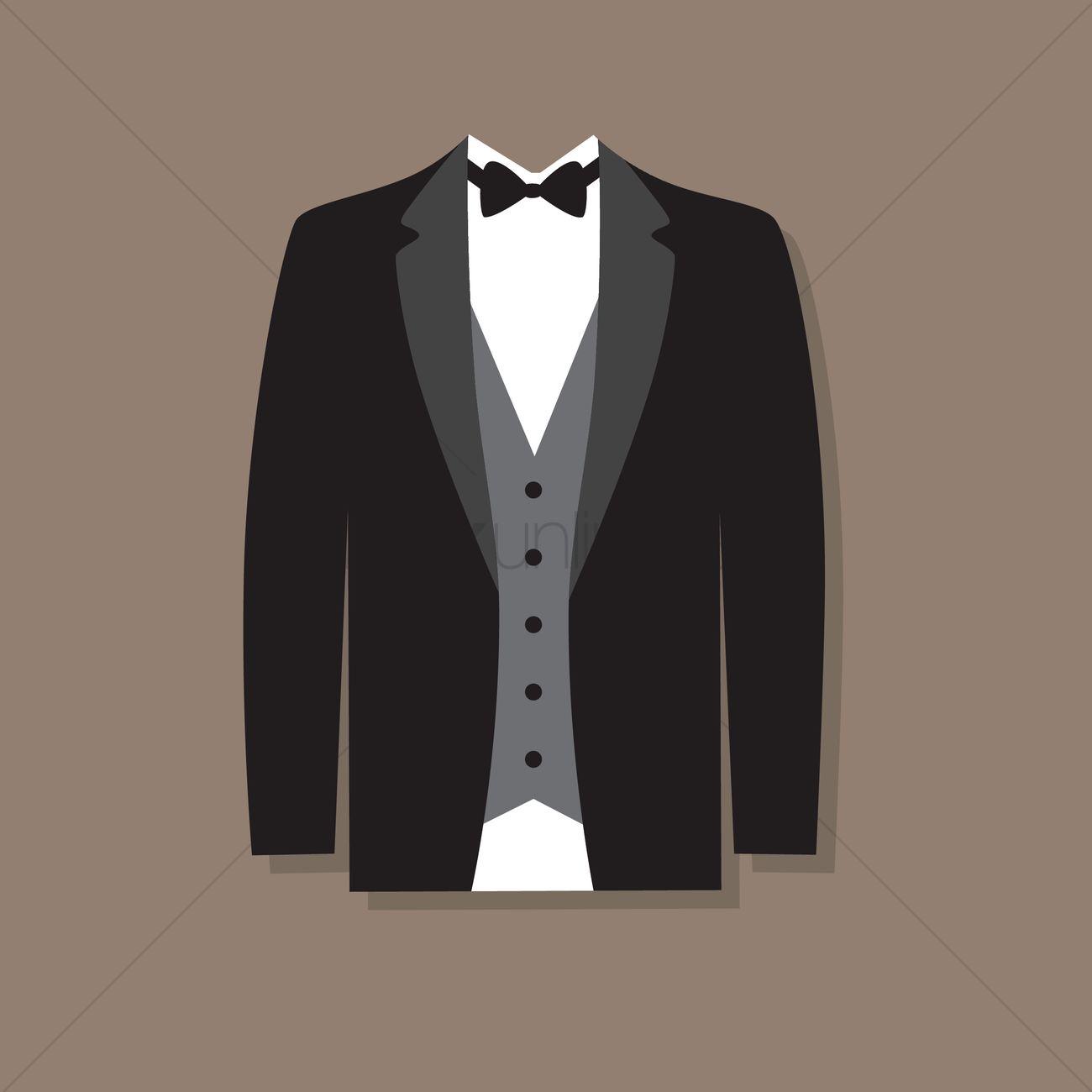 Wedding suit Vector Image , 1380401