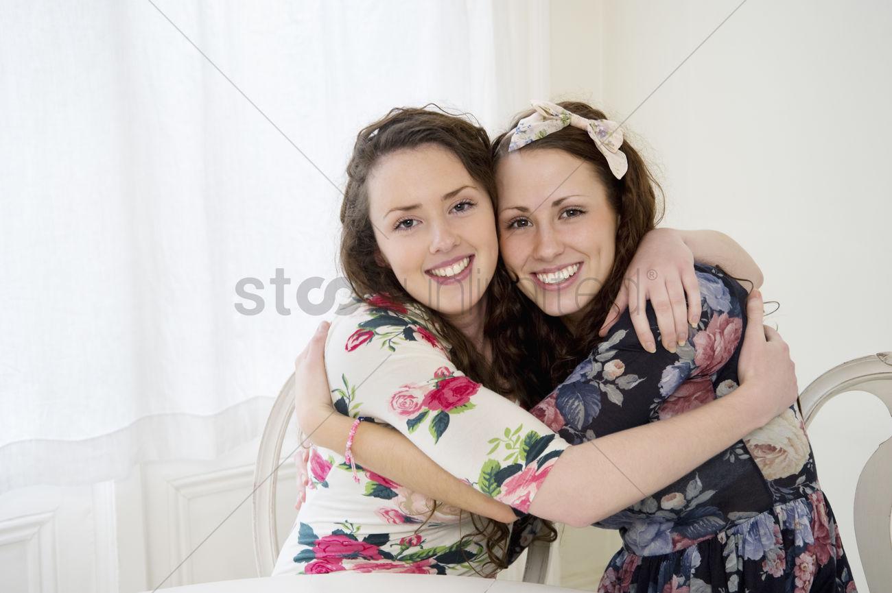 young siblings hugging stock photo 1916905 stockunlimited