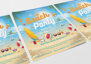 Templates : Flyer Template