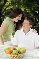 Popular : Mother and son spending time together