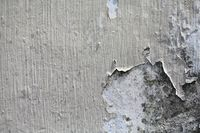 Weathered cement wall