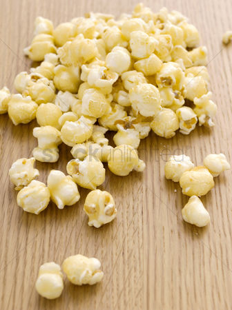 Ready to eat : Buttered popcorn