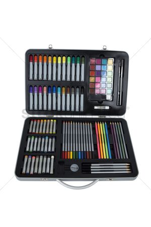 Paint brush : Case of art supplies