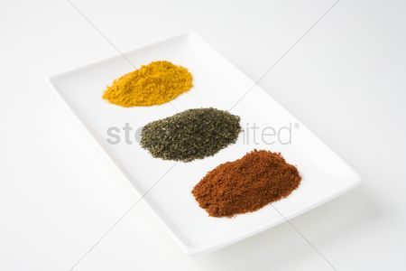 Variety : Chilli green tea and turmeric