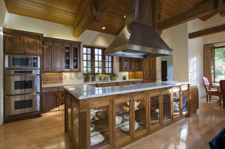 Interior : Classic kitchen