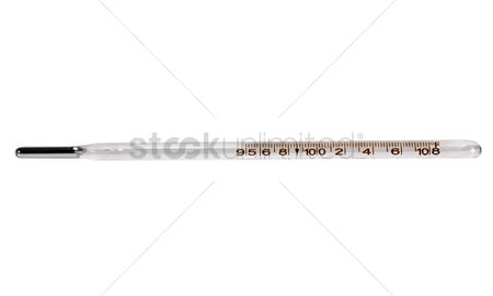 Thermometer : Close-up of a thermometer