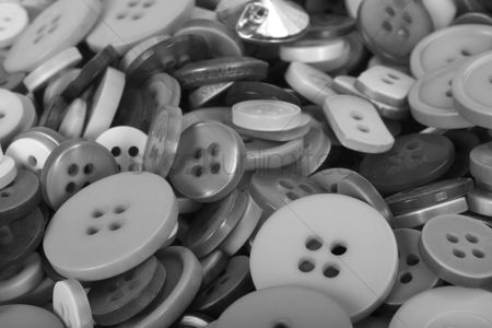 Collection : Close-up of assorted buttons