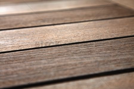 Creativity : Close-up of wooden floor