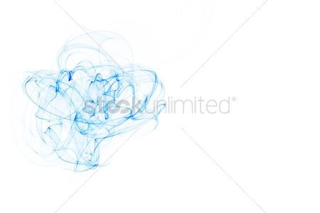 Blue background : Colorful abstract background design