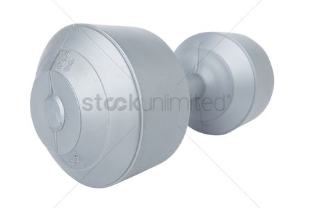 Muscle training : Dumbbell