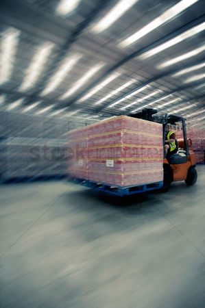Transportation : Forklift