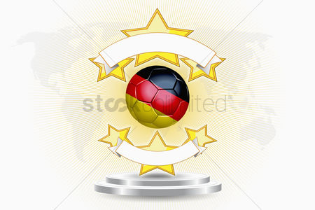Nationality : Germany soccer ball emblem