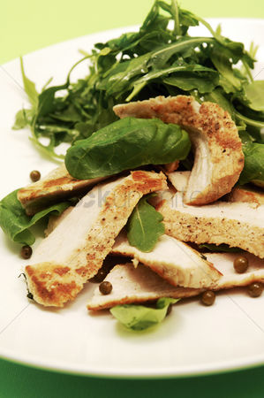 Appetite : Grilled chicken salad