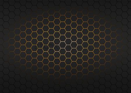 Background abstract : Honeycomb background design