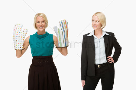 Housewife : Housewife and businesswoman