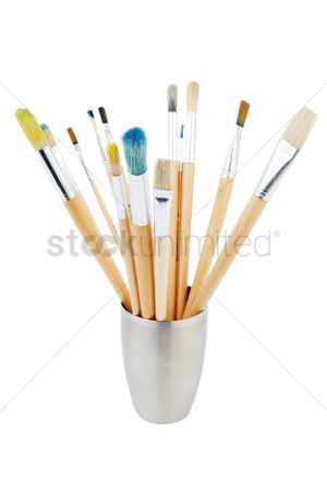 Paint brush : Paint brushes