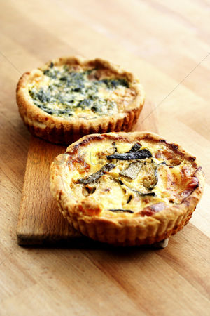 Ready to eat : Quiche