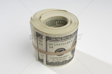 Us : Rolled up money
