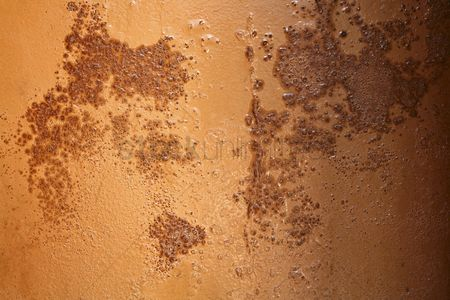 Weathered : Rusty metal surface